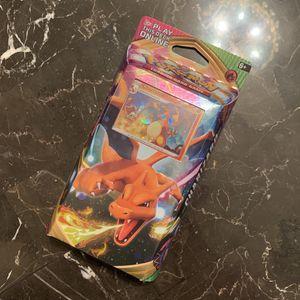 Pokemon VIVID VOLTAGE CHARIZARD THEME DECK for Sale in Seattle, WA