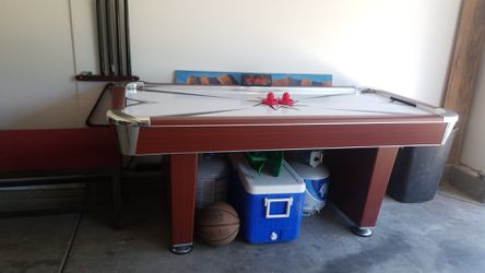 Air hockey table for Sale in Modesto,  CA