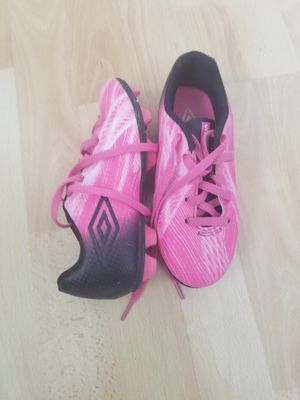 Girls soccer shoes 12 for Sale in Corona, CA