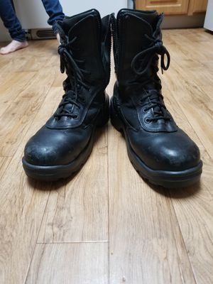 Steel toe boots for Sale in Denver, CO