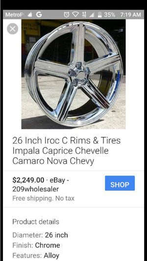 RIMS for Sale in Alexandria, VA