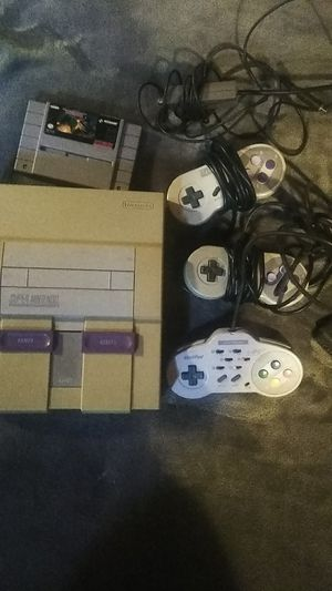 Super Nintendo for Sale in New Franklin, OH
