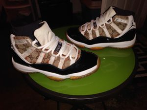 Jordan retro 11 customized made for Sale in Pomona, CA