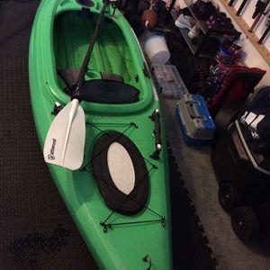 Fishing Kayak Wpaddle for Sale in Tampa, FL