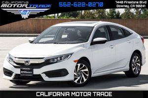 2018 Honda Civic Sedan for Sale in Downey, CA