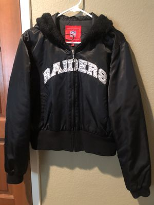 Raider jacket for Sale in Fresno, CA