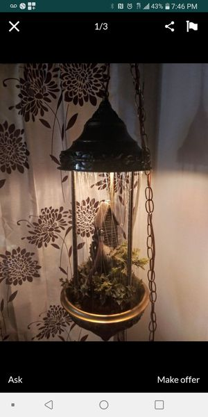 Antique Oil Lamp for Sale in Fontana, CA
