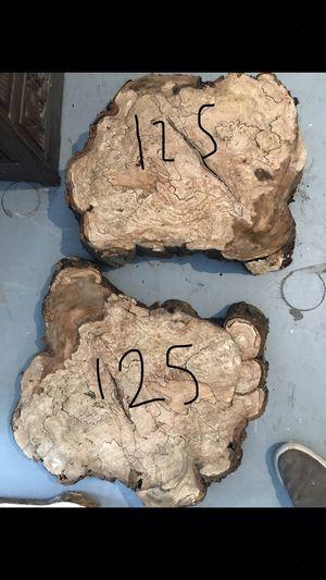 Spalted Oak + Pine wood slabs!!! for Sale in Marietta, OH