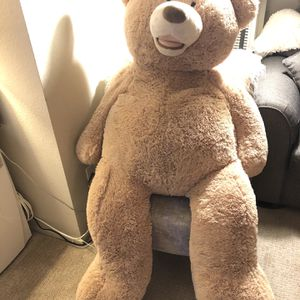 Life Size Teddy Bear for Sale in San Diego, CA
