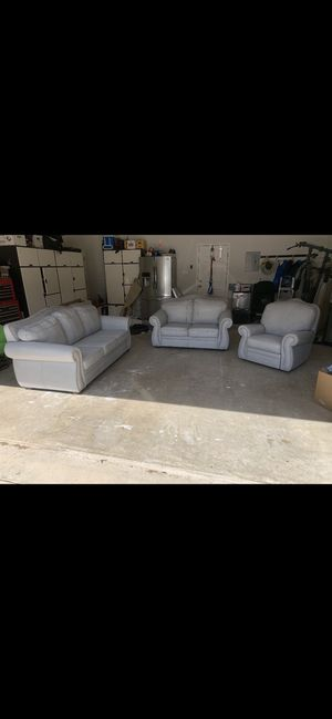 Refurbished Shabby Chic couch set for Sale in Austin, TX