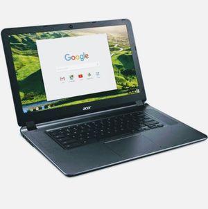 Acer 15 Chromebook for Sale in Pflugerville, TX