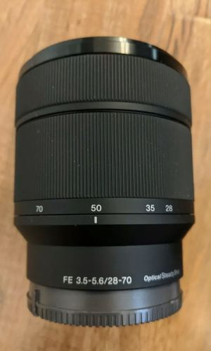 Sony 28mm - 70mm f3.5 for Sale in Washington, DC