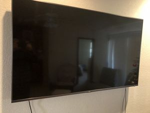 """Smart TV TCL 4K HDR 65"""" (Roku TV) like new for Sale in Austin, TX"""