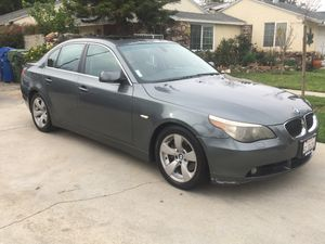 2006 BMW 530i for Sale in Los Angeles, CA