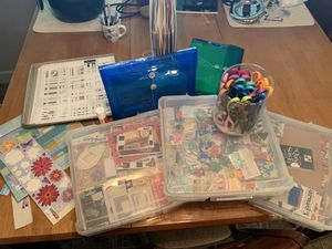 Massive Collection of Scrapbooking Material for Sale in Modesto, CA