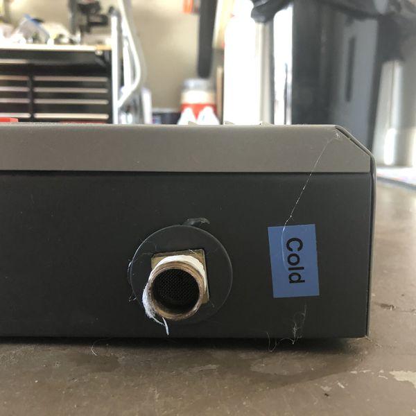 Titan water heater n-240