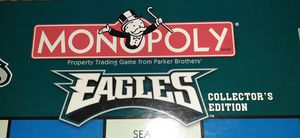 Eagles Monopoly 🦅 Board Game,Toy,Collectable.... GoBirds for Sale in Norfolk, VA