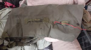 Military duffle bag for Sale in Fresno, CA