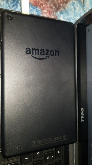 Amazon fire tablet for Sale in Austin, TX