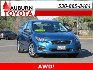 2019 Subaru Impreza for Sale in Auburn, CA