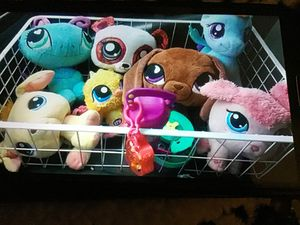 LPS Plushies for Sale in Lutz, FL