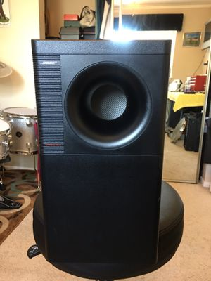 Bose Acoustimas 5 Series Subwoofer for Sale in Darien, IL