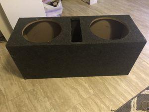 Speaker box for Sale in San Antonio, TX