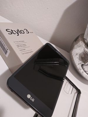 LG Stlyo 3 Plus T-MOBILE for Sale in Palo Alto, CA