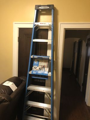 Brand new Fiberglass ladder for Sale in Dearborn, MI