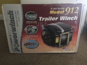 Power Winch for Sale in Delaware, OH