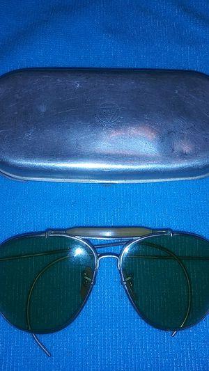 Vintage Ray Ban (B&L) Aviator Sunglasses for Sale for sale  Woodbridge Township, NJ