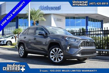 2019 Toyota Rav4 for Sale in Orlando,  FL