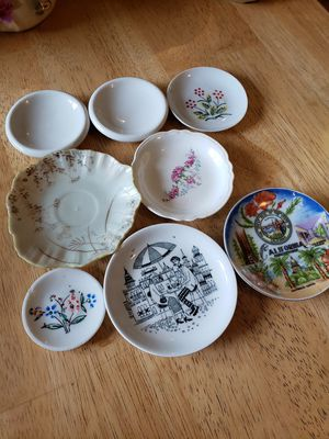 8 Decorative Tea Plates for Sale in Gresham, OR