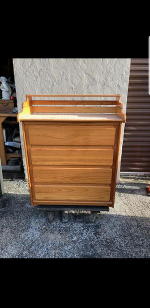 Baby changing table for Sale in Lighthouse Point, FL