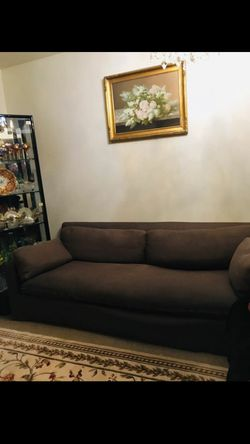 Restoration Hardware Slipcovered Sofa Couch for Sale in Salt Lake City,  UT