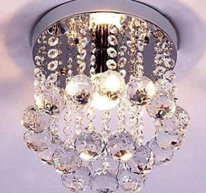 Crystal Small Chandelier Lamp Vintage Modern Light Ceiling Fixture Luxury Royal for Sale in Henderson, NV