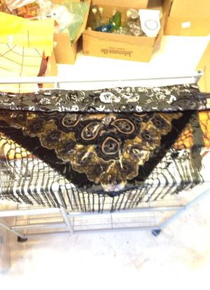 Fringed scarf for Sale in Knightdale, NC