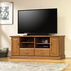 Brand New Sauder Orchard Hills TV Stand for Sale in Buckeye, AZ