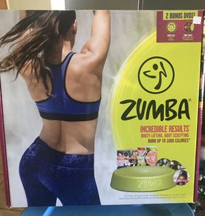 Zumba. Never opened! for Sale in San Angelo, TX