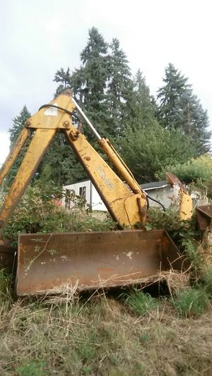 Backhoe for Sale in Puyallup, WA
