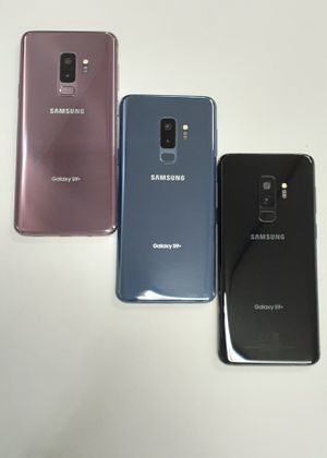 Samsung S9+ unlocked for Sale in Tukwila, WA