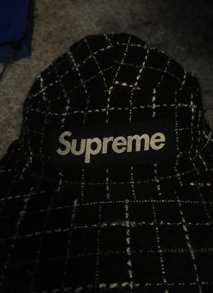 black supreme hat for Sale in Portland, OR