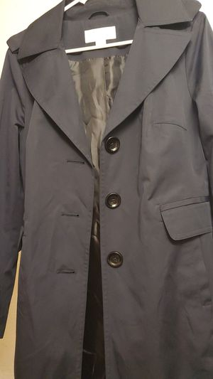 Michael Kors fitted trench coat for Sale in Groesbeck, OH