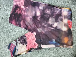 Justice Plus Size Girl's, size 24 leggings for Sale in Salisbury, MD
