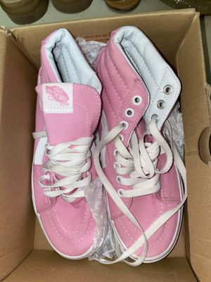 pink vans for Sale in Deltona, FL