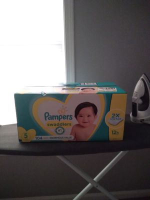 TONS OF BRAND NEW PAMPERS for Sale in Charlotte, NC