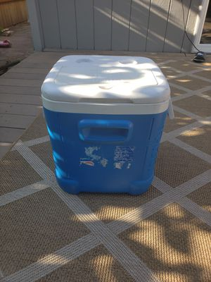 Igloo cooler cube. 17.5in x 17.5in x 17.5in for Sale in Gresham, OR
