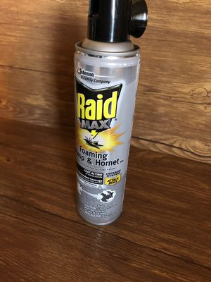 Raid max foaming wasp&hornet for Sale in Palmdale, CA