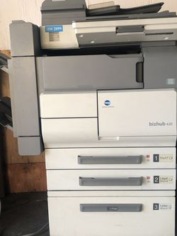 Konica Minolta Bizhub 420 Copier for Sale in Garden Grove,  CA