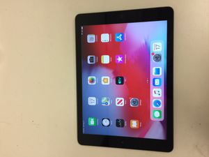 Apple air 1 16gb wifi with charger good condition for Sale in Houston, TX